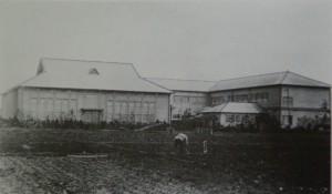 1928講堂・校舎落成